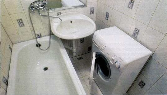 пользу стиральной машины,